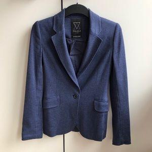 Talula blue blazer
